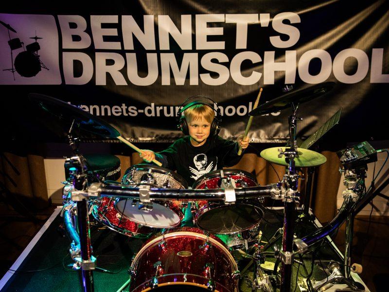 Bennet´s Drumschool Live 2018/2019 RÜCKBLICK